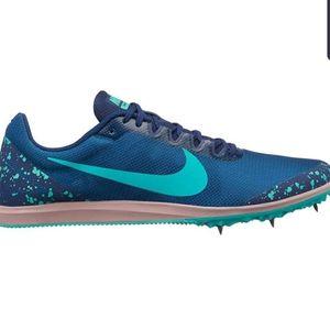 Nike Zoom Rival D Racing Sneakers NEW